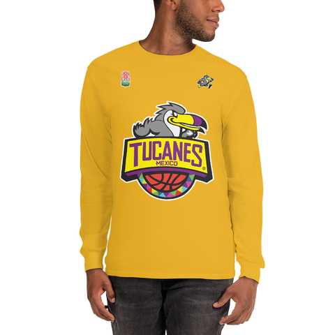 TUCANESMX | Men's Long Sleeve Shirt