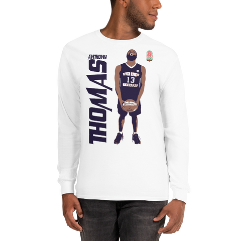 #13 ANTHONY THOMAS LIMITED EDITION | Men's Long Sleeve Shirt