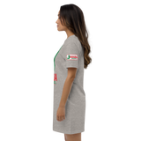 WABAMX | Organic cotton t-shirt dress