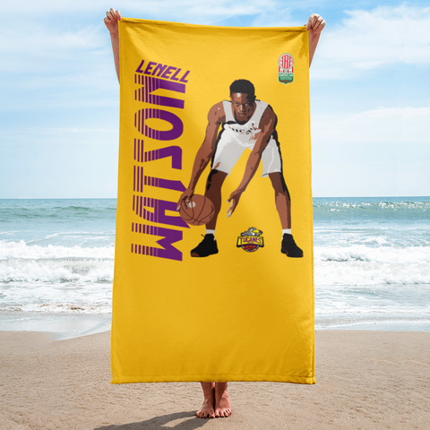TMX LENELL WATSON #20 | TEAM PLAYER Towel