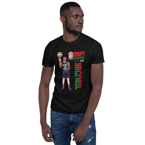 ALEX MCNEIL | ABAMX 2K21 DRAFT PRODIGY- OFFICIAL  T-Shirt