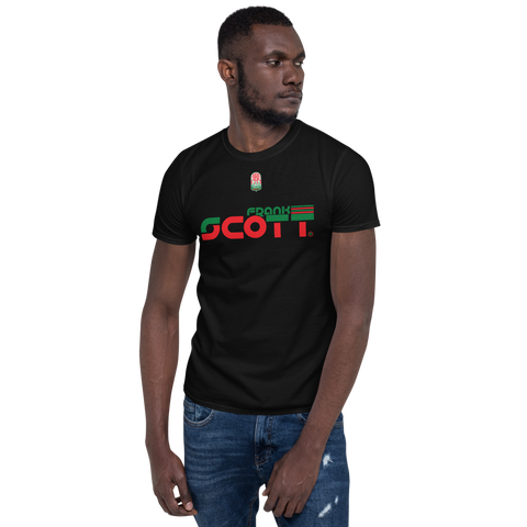 #35 FRANK SCOTT | MEXICO COLORS SPECIAL EDITION | Short-Sleeve Unisex T-Shirt
