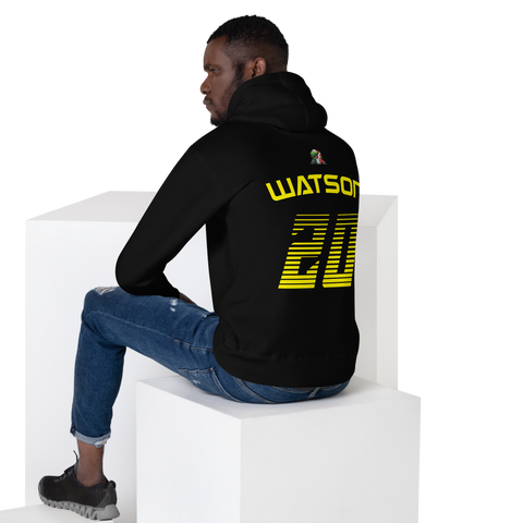 TUCANESMX #20 LENELL WATSON | TEAM Unisex Hoodie