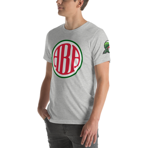 ABAMX RETRO LOGO | 60´S EDITION - Short-Sleeve Unisex T-Shirt