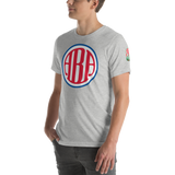 ABA OLD LOGO | RETRO 60´S SPECIAL EDITION - Short-Sleeve Unisex T-Shirt