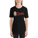 ABAMX CARES | support our youth today | Short-Sleeve Unisex T-Shirt