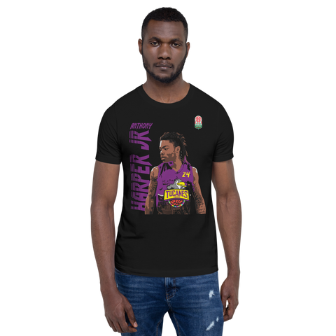TMS ANTHONY HARPER JR #24 | Short-Sleeve Unisex T-Shirt