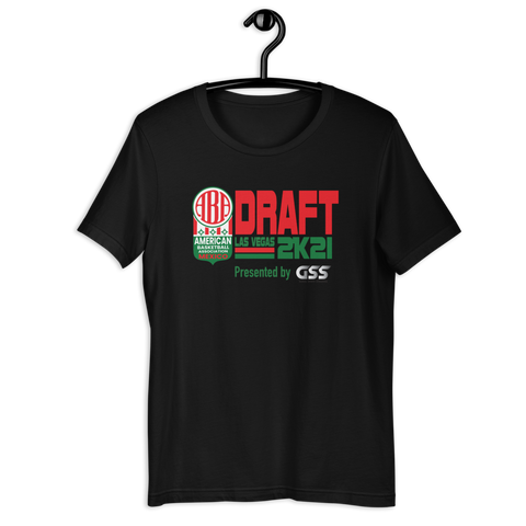 ABAMX 2K21 DRAFT | Short-Sleeve Unisex T-Shirt