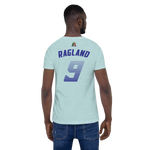 MATTHEW RAGLAND #9 | HOME Short-Sleeve Unisex T-Shirt