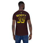 FRANK SCOTT #35 | AWAY Short-Sleeve Unisex T-Shirt