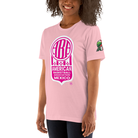ABAMX CARES | Breast cancer awareness Short-Sleeve Unisex T-Shirt