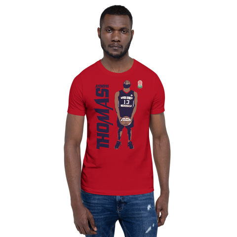 #13 ANTHONY THOMAS LIMITED EDITION | Short-Sleeve Unisex T-Shirt