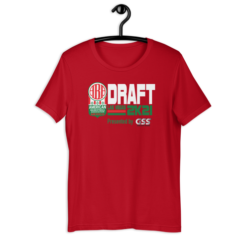 PLAYERS ORIGINAL ABAMX 2K21 DRAFT T-SHIRT