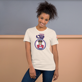 VIRGINIA SQUIRES | ABA OLD SCHOOL EDITION - Short-Sleeve Unisex T-Shirt