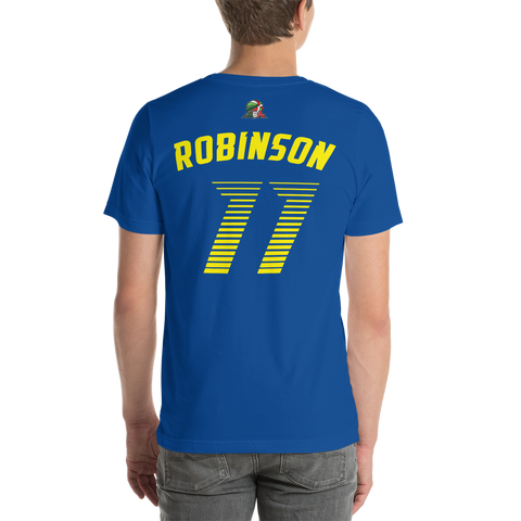 KYMANIE ROBINSON #11 | AWAY Short-Sleeve Unisex T-Shirt