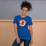 NEW ORLEANS BUCCANEERS | ABA OLD SCHOOL - Short-Sleeve Unisex T-Shirt