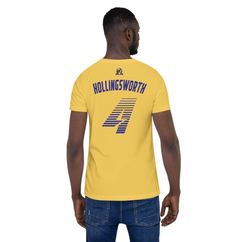 GARY HOLLINGSWORTH #4 | HOME Short-Sleeve Unisex T-Shirt