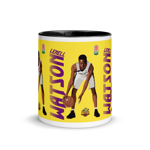 tmx lenell watson #20 | team Mug with Color Inside