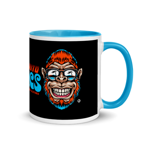ROSARITO TROPICS | Mug with Color Inside
