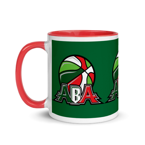 ABAMX | LEAGUE Mug with Color Inside