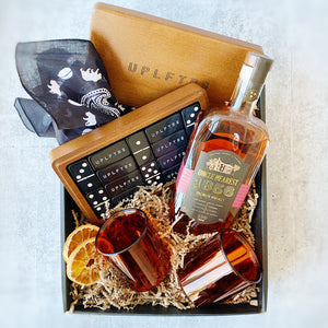 DOMINO & UNCLE NEAREST WHISKEY GIFT SET