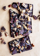 Load image into Gallery viewer, WILDWOOD CHOCOLATE SALTED BROWN BUTTER TEXAS PECAN BRITTLE