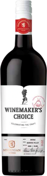 McGuigan Winemaker's Choice Shiraz 750ml