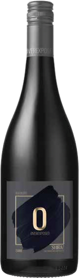 Overexposed Heathcote Shiraz 750ml