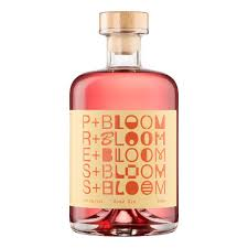 Press And Bloom Rose Gin 500ml