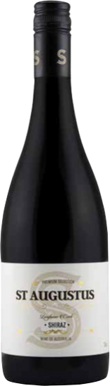 St Augustus Shiraz 750ml