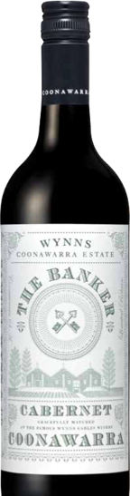 Wynns The Banker Coonawarra Cab Sauv 750ml