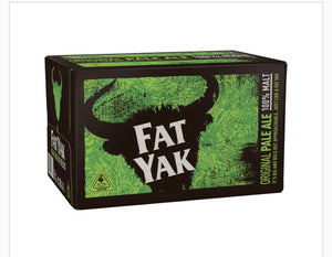 Fat Yak Pale Ale 24 Pack