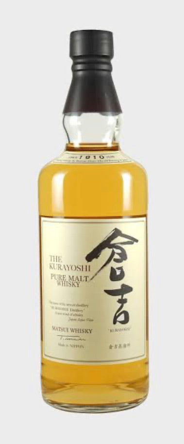 Kurayoshi Pure Malt 700ml