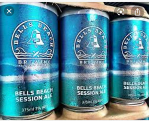 Bells Beach Brewing Session Ale 6 Pack