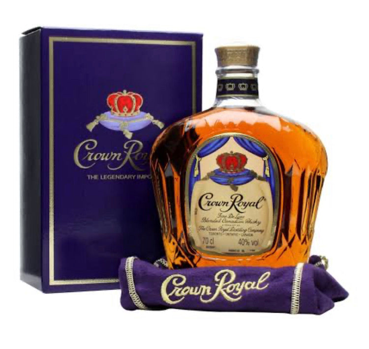 Crown Royal Whiskey 750ml