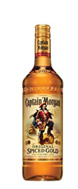 Capt Morgan Spiced Gold 1l