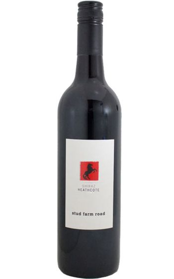 Stud Farm Heathcote Shiraz