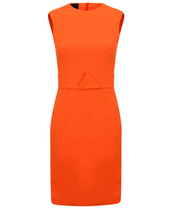 Adele Sleeveless Body Con Dress