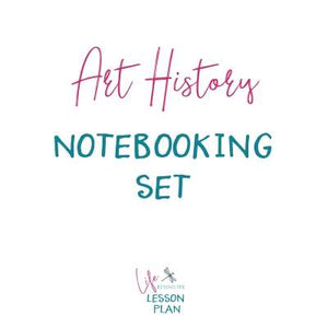 Art History Notebooking Set