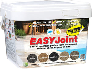 EASYJoint Paving Jointing Compound - Jet Black 12.5kg