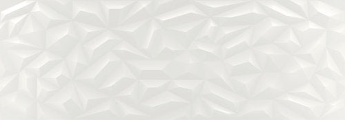 Scala White Tiles - 35cm x 100cm