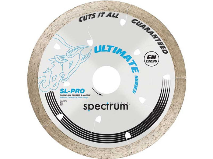 Spectrum Professional Diamond Tile Blade 180mm
