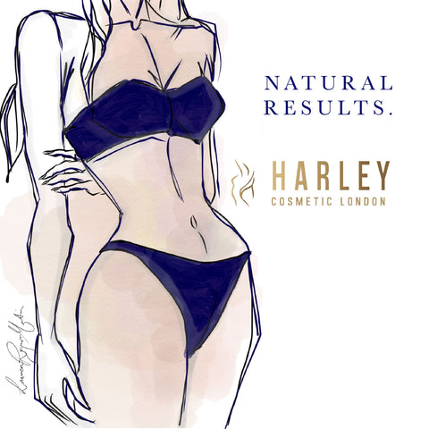Harley Cosmetics London Natural Results