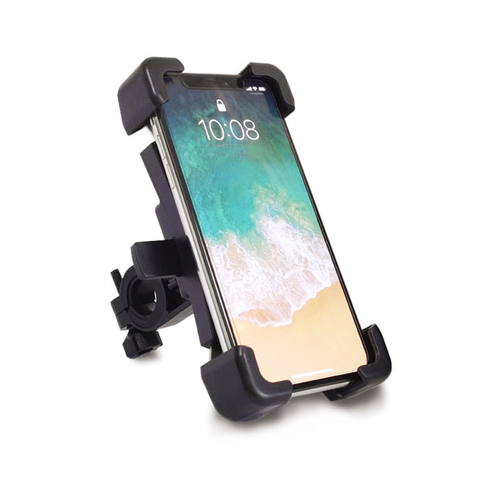 Bicycle mobile phone mount outdoor mountain biking mobile phone navigation bracket mobile phone bracket handlebar mounted model