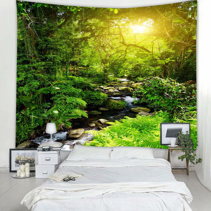 Multifunctional Tapestry