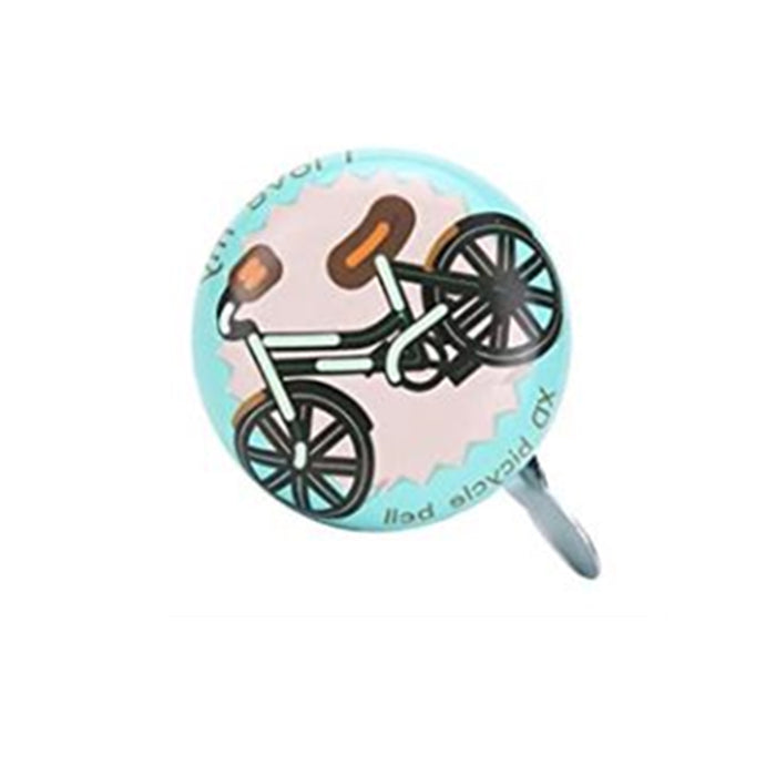 Cute children bicycle bell