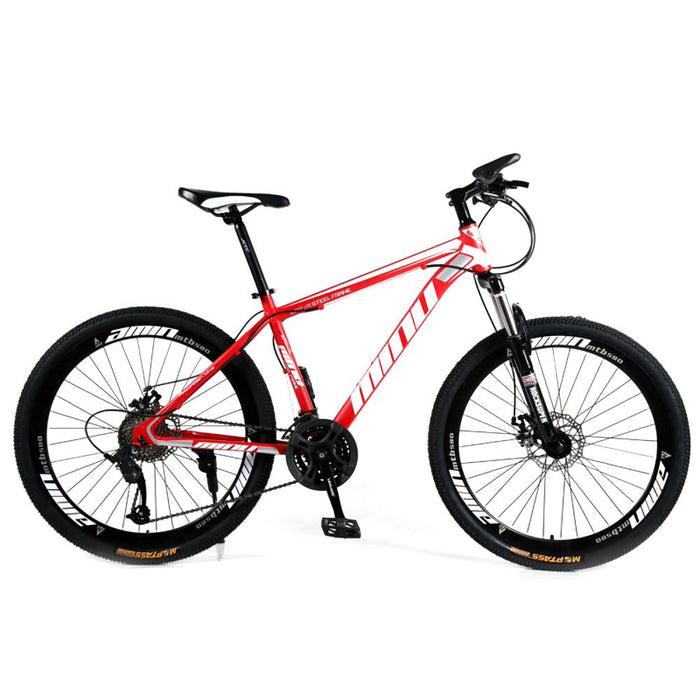 Novokart 'Explorer' Country Mountain Bike 27.5 Inch, 21-Stage Shift