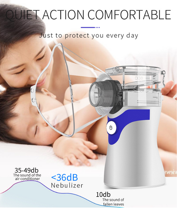 Portable Household Atomizer, Universal