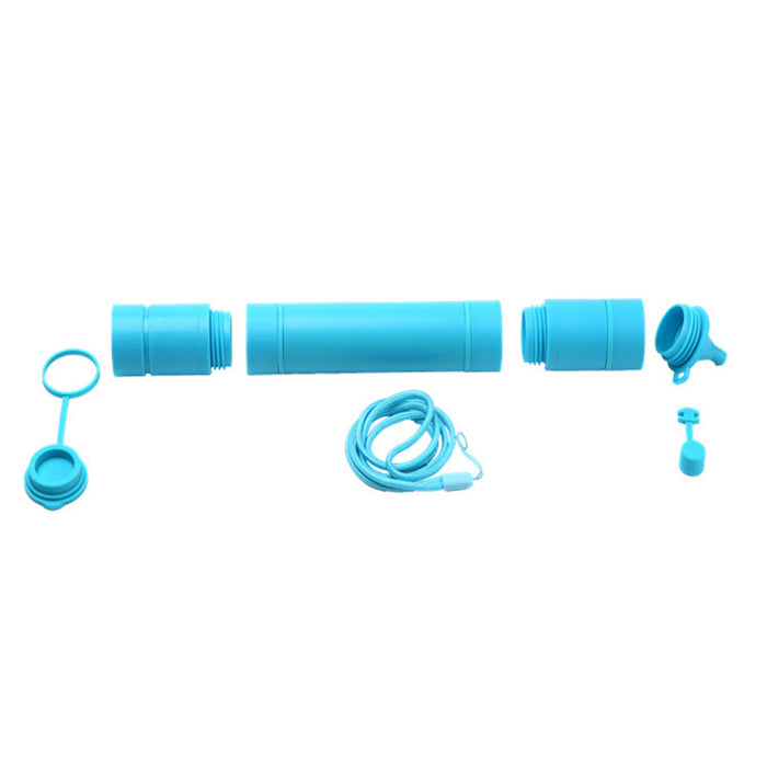 Personal Portable Water Filter, Level 3 Filtering