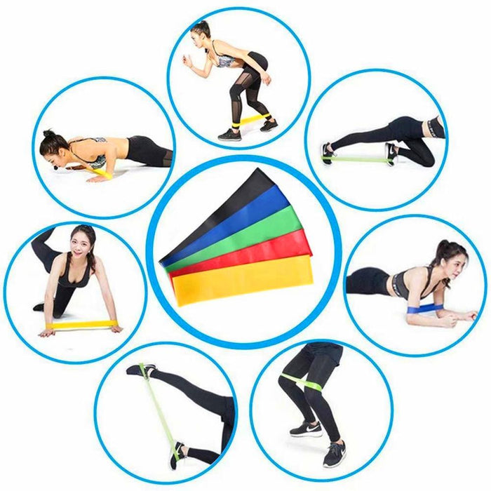 Fitness Resistance Band Yoga Exercise